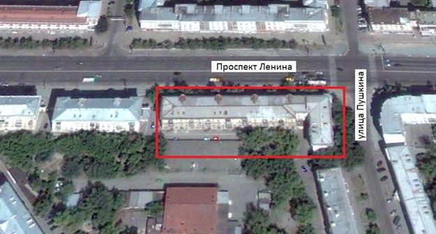 Местонахождение: г. Челябинск, пр. Ленина, 47-49