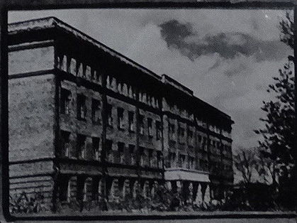 1958 год. Фото из музея гимназии №23