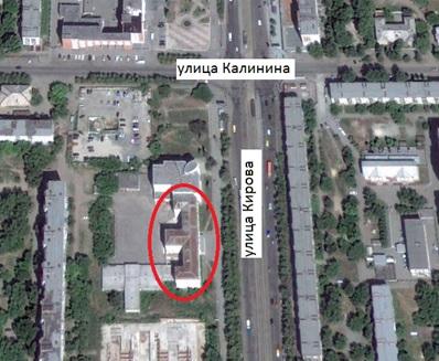 Местонахождение: ул. Кирова, 44, г. Челябинск