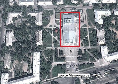 Местонахождение: г. ЧЕлябинск, ш. Металлургов, 70 б