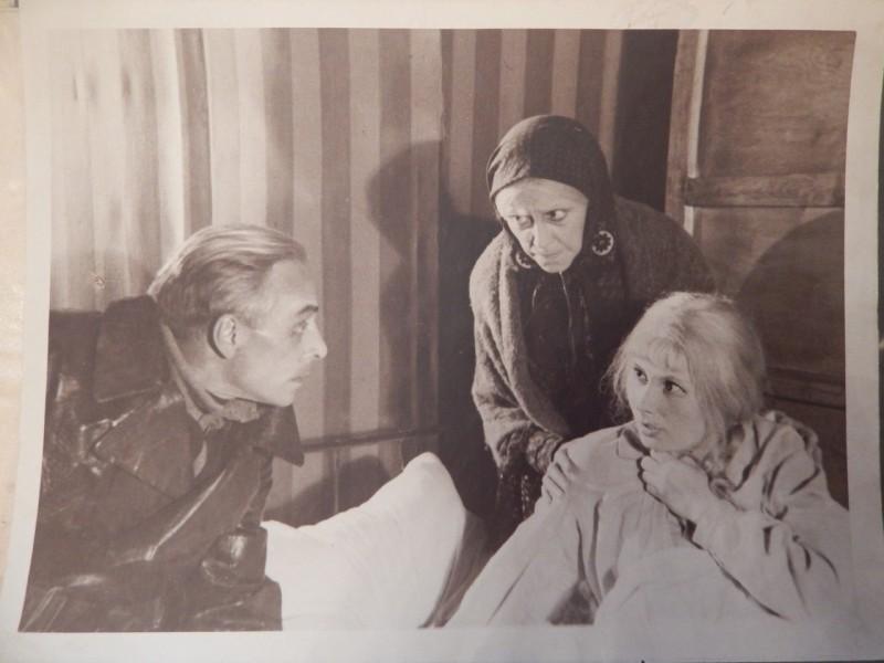 Из личного архива семьи Гаряновых