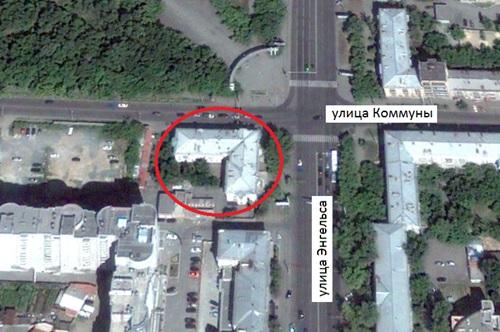 Местонахождение: ул. Коммуны, 129, г. Челябинск