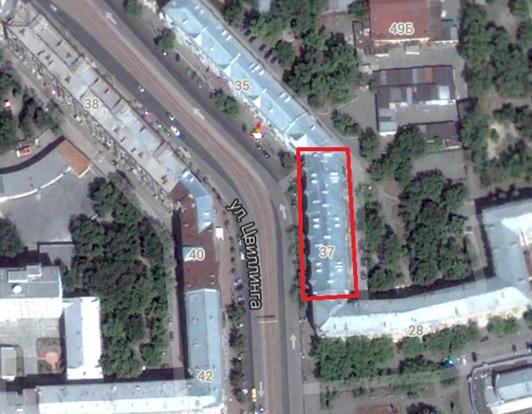 Местонахождение: г. Челябинск, ул. Цвиллинга, 37