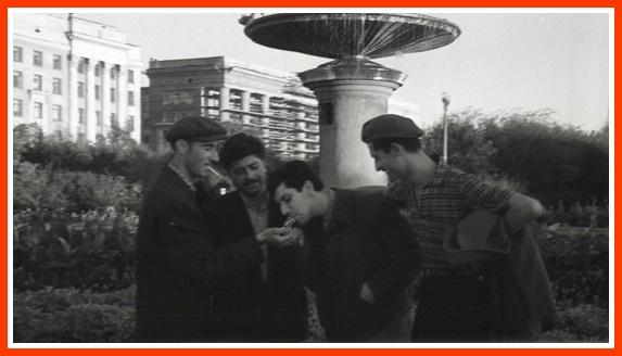 1958-1959 годы. Фотография из фонда Центра историко-культурного наследия Челябинска