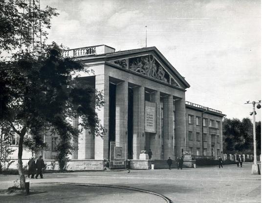 1970 год. Фото из архива А.А. Золотова