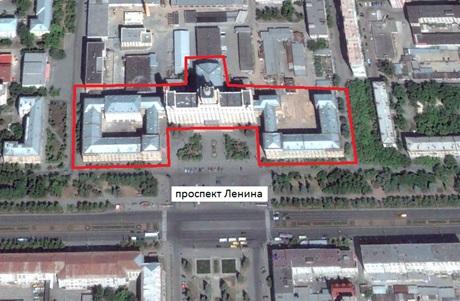Местонахождение: пр. Ленина, 76, г. Челябинск