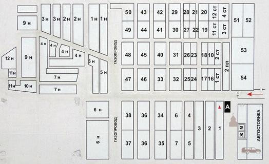 Местонахождение: г. Челябинск. Северо-восточная часть 1 квартала Успенского кладбища