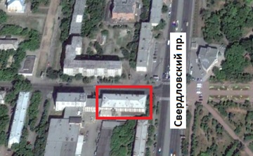 Местонахождение: г. Челябинск, пр. Свердловский, 60