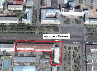 Местонахождение: пр. Ленина, 85, г. Челяби