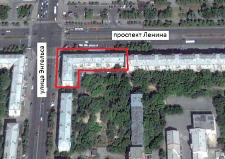 Местонахождение: пр. Ленина, 71а, г. Челябинск