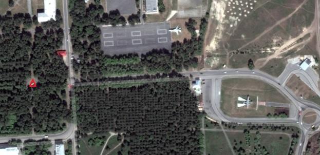 Местонахождение: Челябинский городской округ, п. Шагол, ЧВВАКУШ