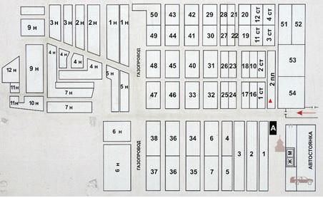 Местонахождение: г. Челябинск, Квартал 2пл Успенского кладбища