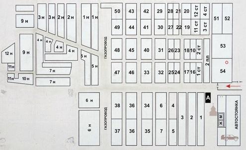 Местонахождение: г. Челябинск, северо-восточная часть 54 квартала Успенского кладбища