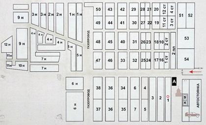 Местонахождение: г. Челябинск, Центральная часть 1 квартала Успенского кладбища