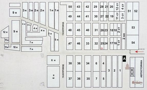 Местонахождение: г. Челябинск, Южная часть 25 квартала Успенского кладбища