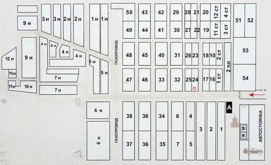 Местонахождение: г. Челябинск, Южная часть 24 квартала около главной аллеи Успенского кладбища