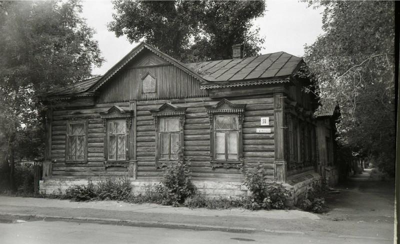 Начало 1990-х гг. Фотография из фонда ЦИНКЧ