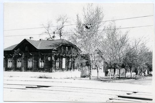 Май 1969 года. Фото: В. Гайдаш. Из фонда фотографий и негативов Государственного исторического музея Южного Урала