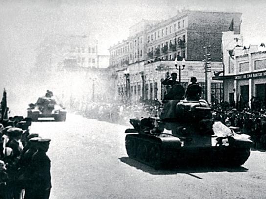 9 мая 1943 года. Источник: http://polikliet.livejournal.com/185620.html