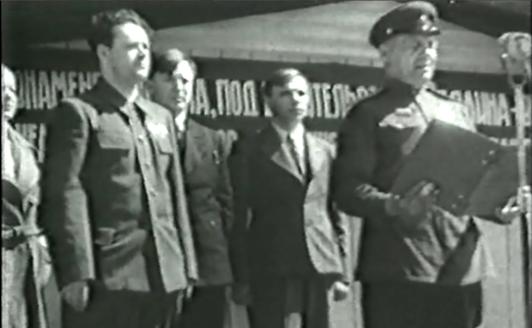 Кадр из фильма «Век. Ожившая летопись Южного Урала ХХ века»