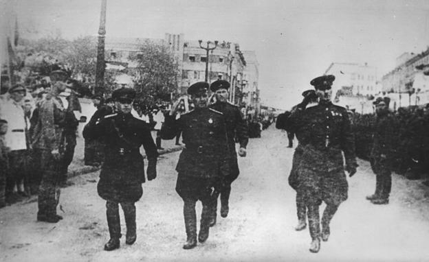 Фото из фонда Государственного архива Челябинской области