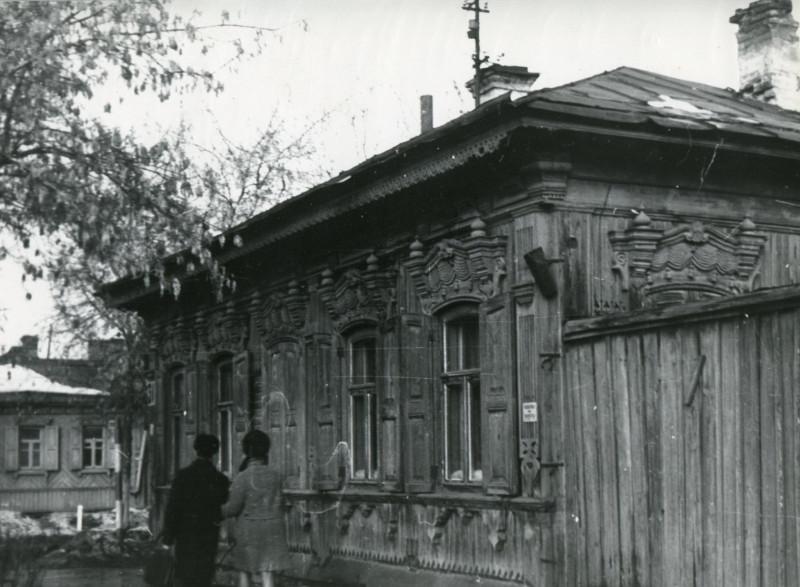 Ноябрь 1969. Фото: М.П. Мочалова
