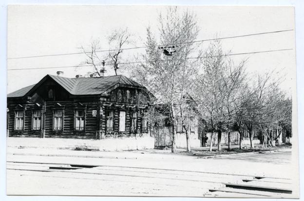 Май 1969 года. Фото: В.Д. Гайдаш. Из фонда фотографий и негативов Государственного исторического музея Южного Урала