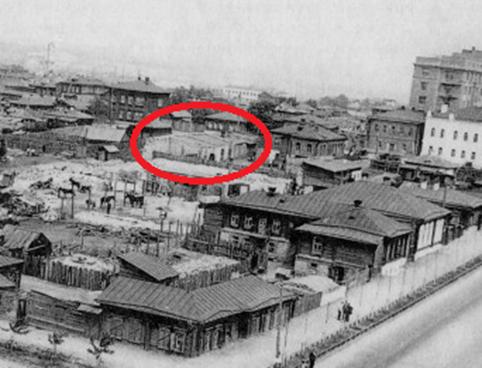 Вторая половина 1930-х годов.                                                             Источник:  http://chelchel-ru.livejournal.com/327180.html.