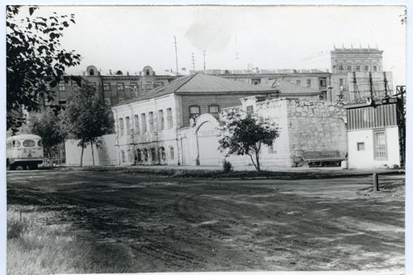 Июль 1970 года. Фото: В.Д. Гайдаш. Из фонда фотографий и негативов Государственного исторического музея Южного Урала