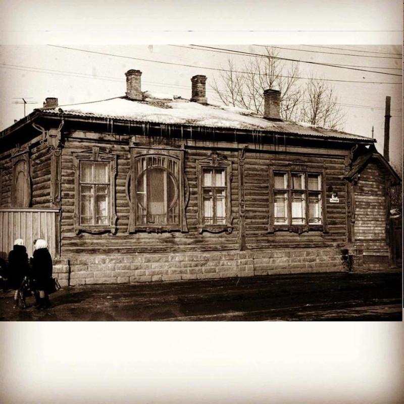 1960-е годы. Фото из архива Преображенской Г.А. (фонд ЦИКНЧ)