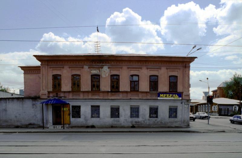 2003 год. Фото К. Севостьянова