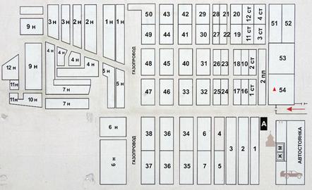 Местонахождение: Аллея почёта, в западной части квартала 54 Успенского кладбища, г. Челябинск