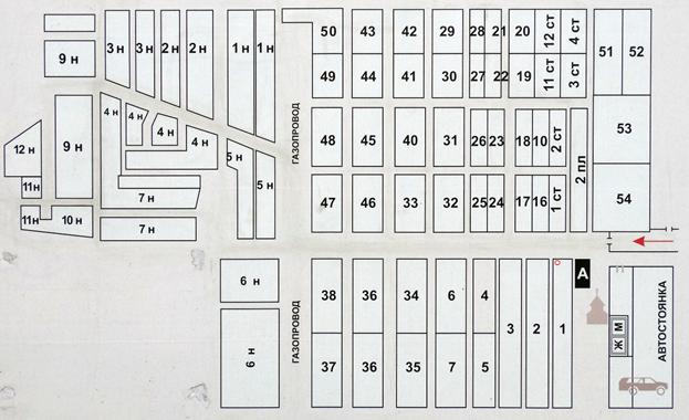 Местонахождение: Центральная аллея, на северо-западном углу 1 квартала Успенского кладбища, г. Челябинск