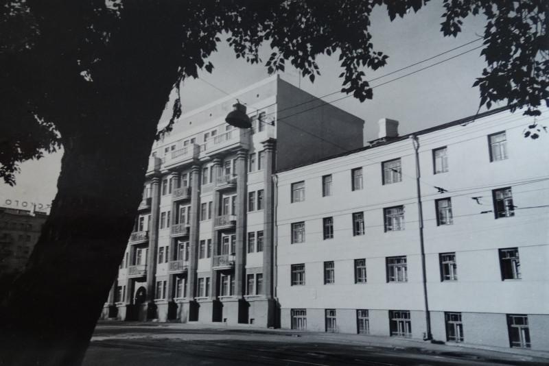 1980 год. Из фонда ОГАЧО