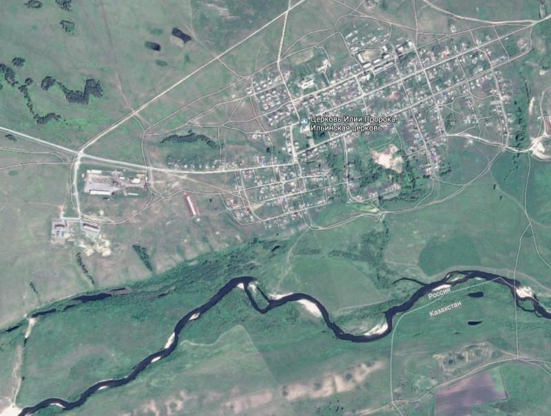Местонахождение: Челябинская область, Троицкий район, с. Ключевка