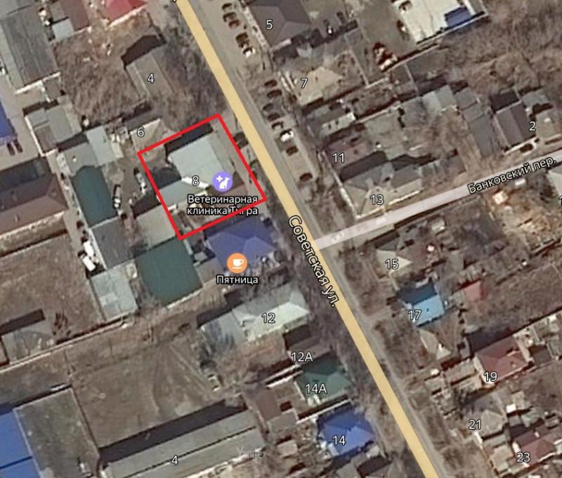 Местонахождение: Челябинская область, г. Кыштым, ул.Советская, 8, 8а