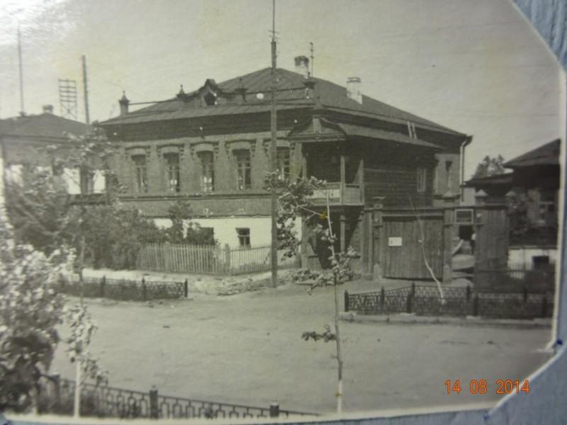 1957 год. Фотография из фонда Кыштымского историко-революционного музея.