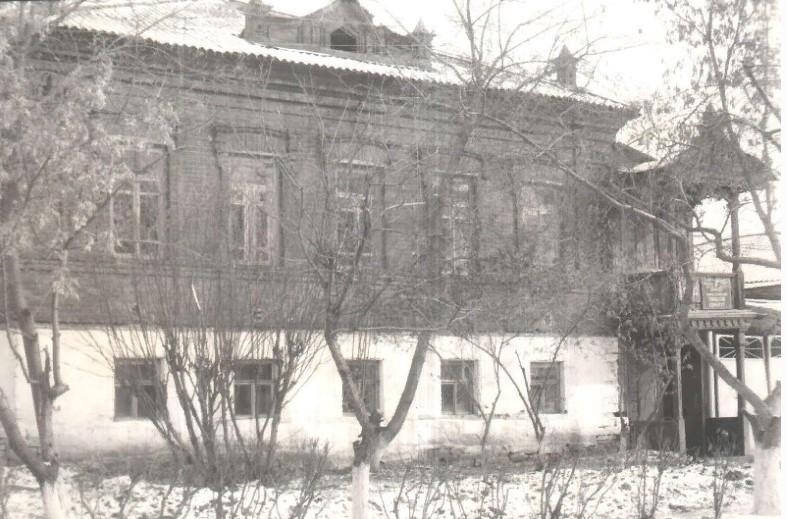Фотография из фонда Кыштымского историко-революционного музея.