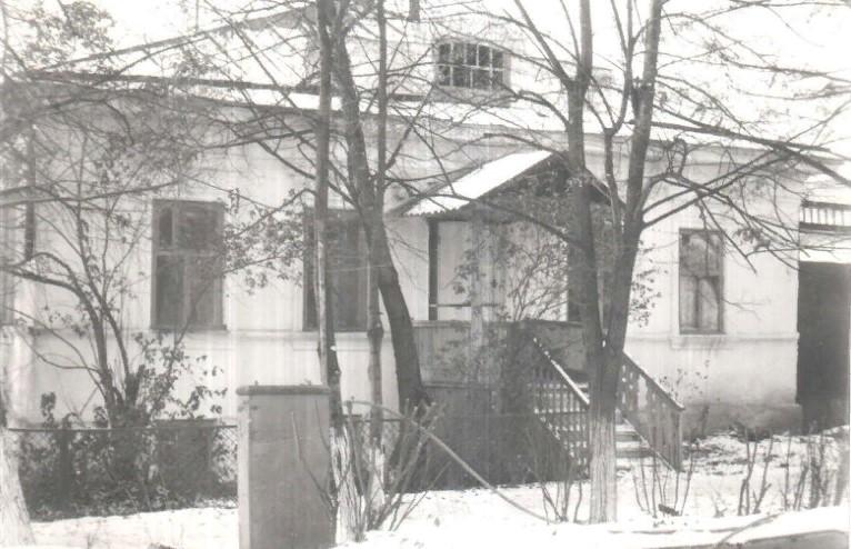 Фотография из фонда Кыштымского историко-революционного музея