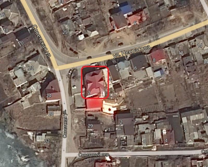 Местонахождение: Челябинская область, г. Кыштым, ул. Некрасова, 2