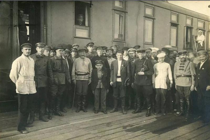 1921 год. Пермь.