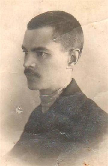 Швейкин Борис Евгеньевич. Фотография из фондов Кыштымского историко-революционного музея