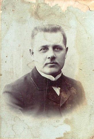 Поликарп Сафронов. Фото предоставил В. Ашитков (г. Верхнеуральск)