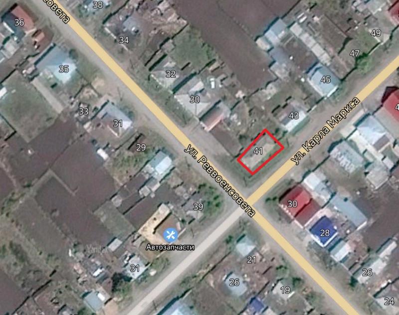 Местонахождение: Челябинская область, г. Верхнеуральск, улица Реввоенсовета, 30