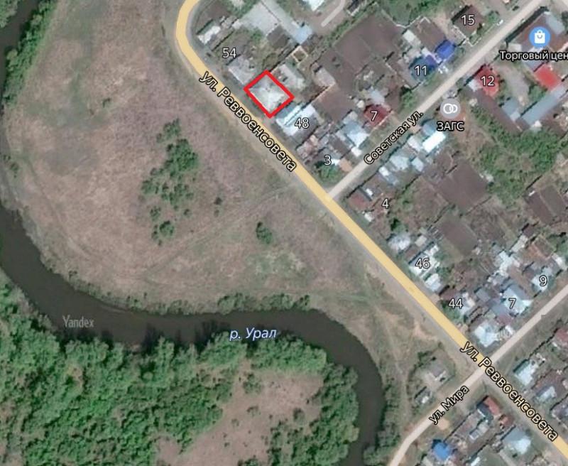 Местонахождение: Челябинская область, г. Верхнеуральск, улица Реввоенсовета, 52