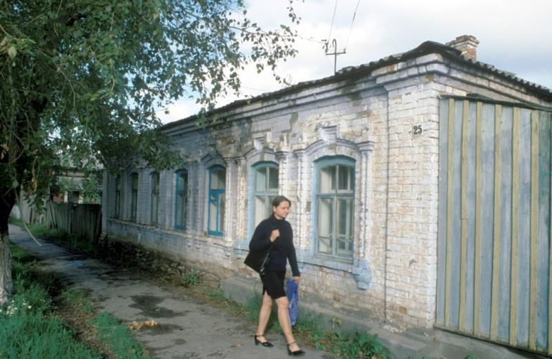 2003 год. Фото: Уильям Брумфильд