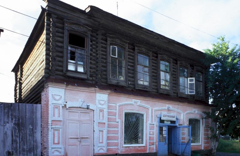 2003 год. Фото: Ульям Брумфильд