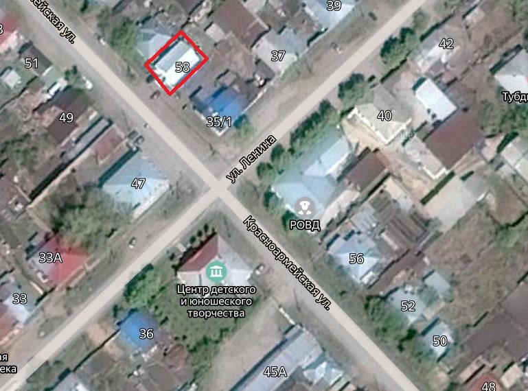 Местонахождение: Челябинская область, г. Верхнеуральск, ул. Красноармейская, 56а