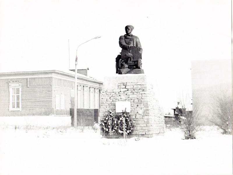 Из паспорта памятника истории и культуры, 1983 год