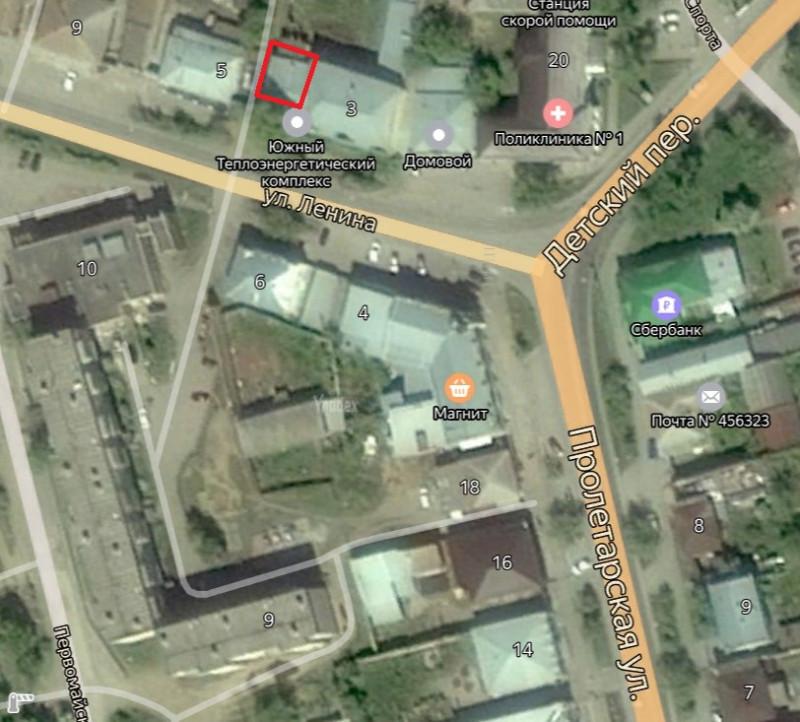 Местонахождение: Челябинская область, г. Миасс, ул. Ленина, 3а (5)